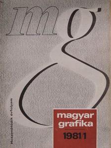 Csonka Károly - Magyar Grafika 1981/1. [antikvár]