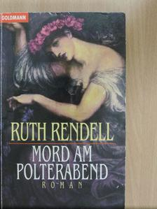 Ruth Rendell - Mord am Polterabend [antikvár]