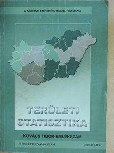 Barkóczi Zsolt - Területi Statisztika 2005. július [antikvár]
