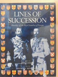 Michael Maclagan - Lines of Succession [antikvár]