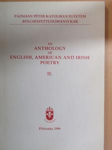 John Berryman - An Anthology of English, American and Irish Poetry II. [antikvár]