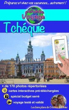 Olivier Rebiere Cristina Rebiere, - eGuide Voyage: Tchéquie - Voyages et découvertes au pays des contes de fées! [eKönyv: epub, mobi]