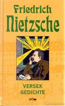 Friedrich Nietzsche - Gedichte - Versek [antikvár]