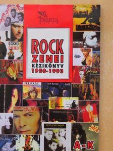 Barcs Endre - Rock-zenei kézikönyv I. (töredék) [antikvár]
