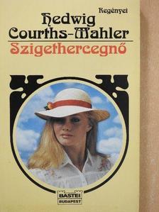 Hedwig Courths-Mahler - Szigethercegnő [antikvár]