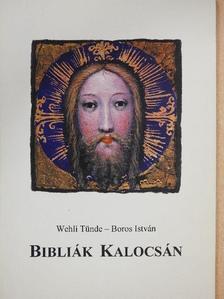 Boros István - Bibliák Kalocsán [antikvár]