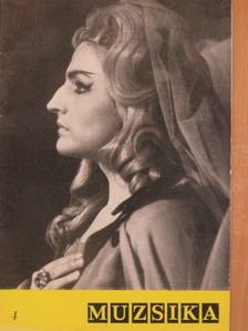 Breuer János - Muzsika 1967. április [antikvár]