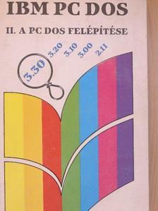 Bernáth István - IBM PC DOS II. (töredék) [antikvár]