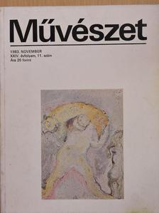 Acsay Judit - Művészet 1983. november [antikvár]