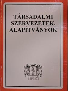 Kozma György - Társadalmi szervezetek, alapítványok [antikvár]