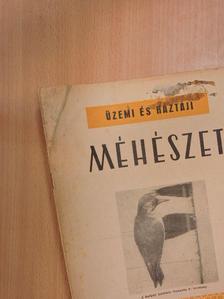 Dr. Mérő Jenő - Üzemi és háztáji méhészet 1954. december [antikvár]