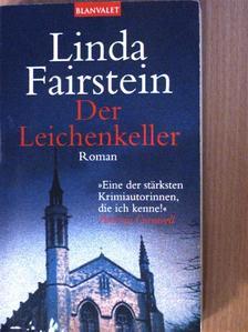 Linda Fairstein - Der Leichenkeller [antikvár]