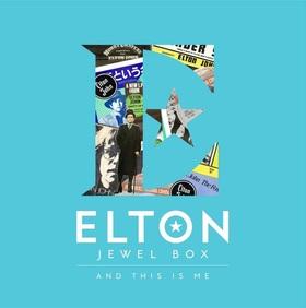 Elton John - JEWEL BOX - AND THIS IS ME... 2LP ELTON JOHN