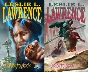 Leslie L. Lawrence - ÖRDÖGTOJÁSOK I-II.