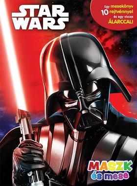 .- - Star Wars - Maszk és mese - Darth Vader-álarccal