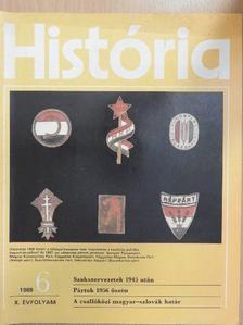 Antall József - História 1988/6. [antikvár]