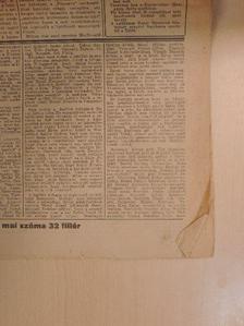 Endrődi Béla - Nemzeti Ujság 1930. november 1. [antikvár]