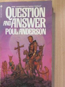 Poul Anderson - Question and Answer [antikvár]