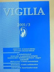Bátori Miklós - Vigilia 2001. március [antikvár]