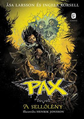 A sellőlény Pax 6.