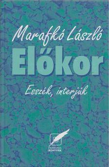 Marafkó László - Előkor [antikvár]