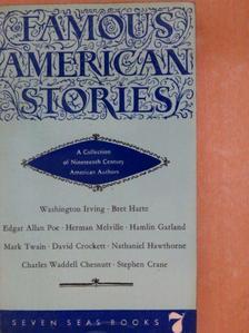 Bret Harte - Famous American Stories [antikvár]