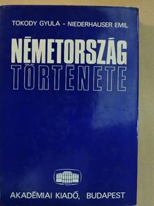 Niederhauser Emil - Németország története [antikvár]