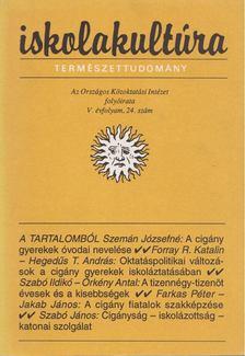 GÉCZI JÁNOS - Iskolakultúra 1995/24. [antikvár]