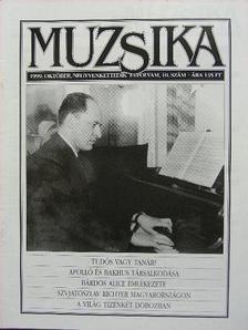 Albert Mária - Muzsika 1999. október [antikvár]