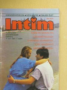 Bende Ibolya - Intim 1991/1. [antikvár]