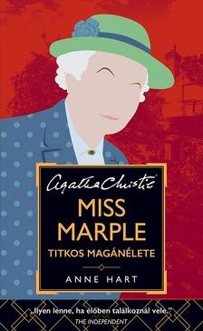 Anne Hart - Miss Marple titkos magánélete [eKönyv: epub, mobi]