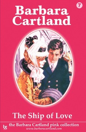 Barbara Cartland - The Ship of Love [eKönyv: epub, mobi]