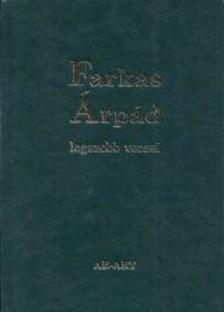 FARKAS ÁRPÁD - Farkas Árpád legszebb versei