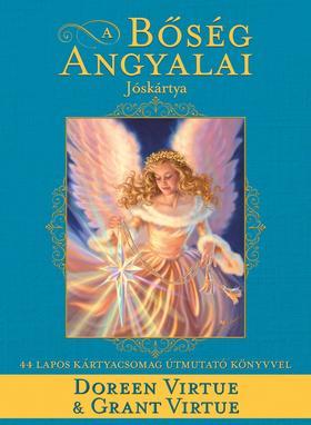 Doreen Virtue - A bőség angyalai jóskártya