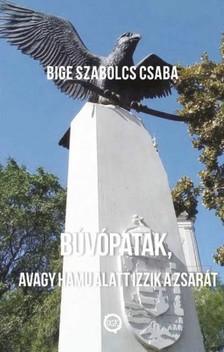 Szabolcs Csaba Bige - Búvópatak, avagy hamu alatt izzik a zsarát [eKönyv: epub, mobi]