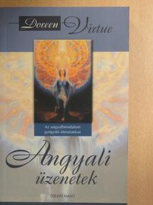 Doreen Virtue - Angyali üzenetek [antikvár]