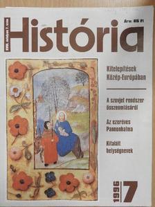Berend T. Iván - História 1996/7. [antikvár]