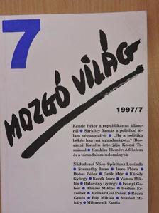 Almási Miklós - Mozgó Világ 1997. július [antikvár]