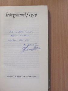 Bartha Gábor - Írószemmel 1979 (dedikált példány) [antikvár]