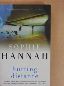 Sophie Hannah - Hurting Distance [antikvár]