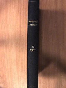 Ausch Sándor - Történelmi Szemle 1967/1-4. [antikvár]