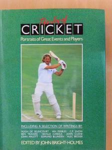 Alec Bedser - The joy of cricket [antikvár]