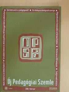 Babusik Ferenc - Új Pedagógiai Szemle 2001. február [antikvár]