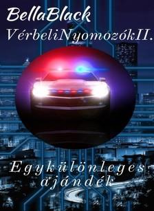 Black Bella - Vérbeli nyomozók II. Egy különleges ajándék [eKönyv: epub, mobi]