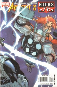 Hardman, Gabriel, Jeff Parker - Avengers vs. Atlas No. 2 [antikvár]