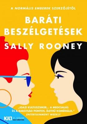 Sally Rooney - Baráti beszélgetések [eKönyv: epub, mobi]
