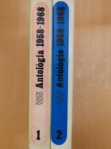 Dylan Thomas - Nagyvilág antológia 1958-1968. 1-2. [antikvár]