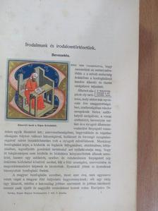 Alexander Bernát - A magyar irodalom története I-II. [antikvár]