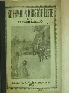 Faragó László - Kolumbus Kristóf [antikvár]