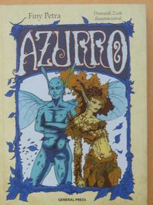 Finy Petra - Azurro [antikvár]